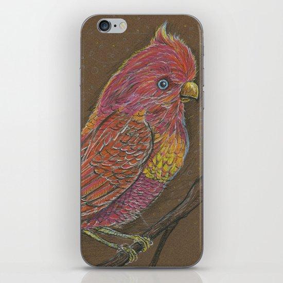 Vivid Bird iPhone & iPod Skin