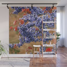 SOUND of SPRING Wall Mural