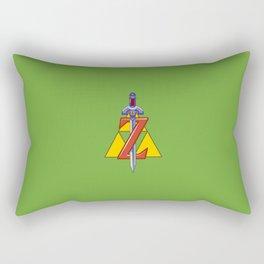 Zelda snes Rectangular Pillow
