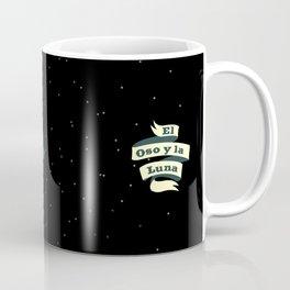 El Oso y la Luna Coffee Mug