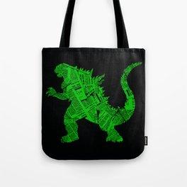 Japanese Monster - II Tote Bag
