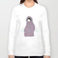 musa Long Sleeve T-shirts featuring Musa by Belén Segarra