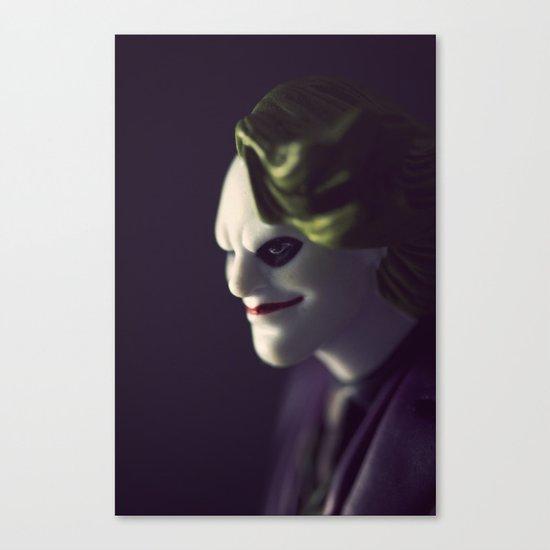 The Killing Joke Canvas Print