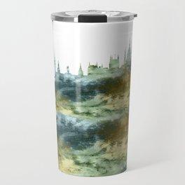 Budapest Skyline Hungary Travel Mug
