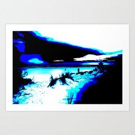 Beach 01 Art Print