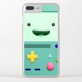 BMO - Adventure Timee Clear iPhone Case