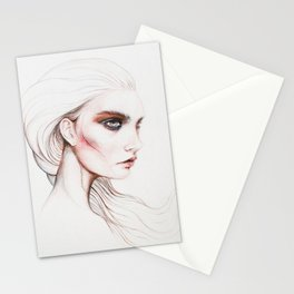 Standing Strong On My Own Stationery Cards