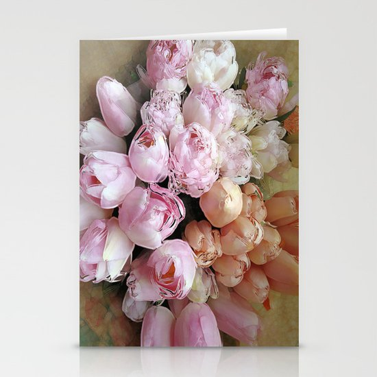 Tulips from Amsterdam Stationery Cards
