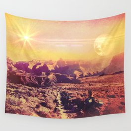 Globetrotter Wall Tapestry