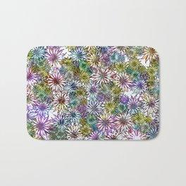 Flowery Power Bath Mat