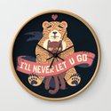 Ill Never Let You Go Bear Love Cat by tobefonseca