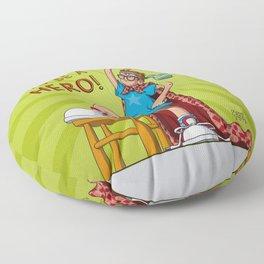 Hero Boy Floor Pillow