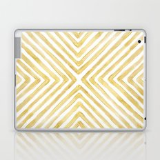 Gilded Bars Laptop & iPad Skin