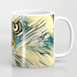 AnimalArt_Eagle_20170601_by_JAMColorsSpecial Coffee Mug