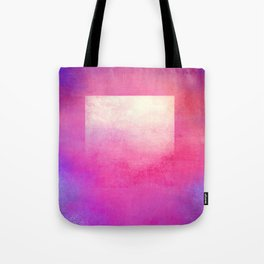 Square Composition I Tote Bag