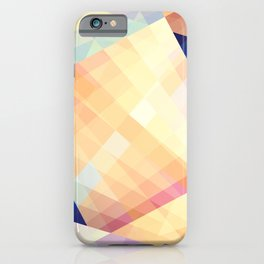 Geometrix - Colorful Abstract Art iPhone Case