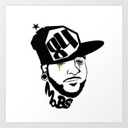 MR MObS Art Print