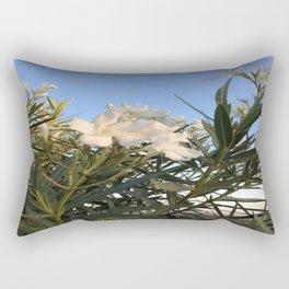 Rising Above the Smog Rectangular Pillow