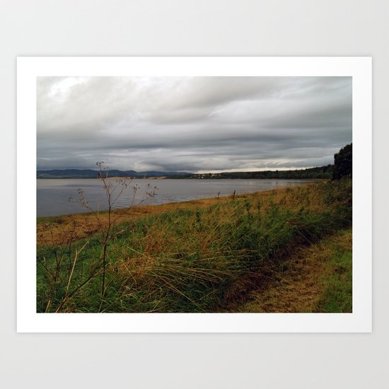 The Beauly Firth Art Print