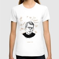 stephen king T-shirts featuring Stephen King by darkscrybe