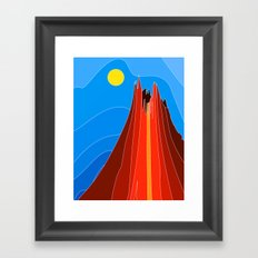 Elemental Framed Art Print