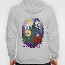 Miraculous Heroes of Paris Hoody