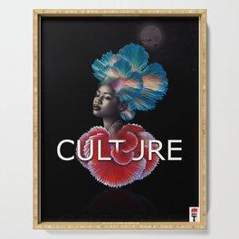 Creative Culture Serving Tray