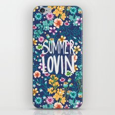 Summer Lovin iPhone & iPod Skin