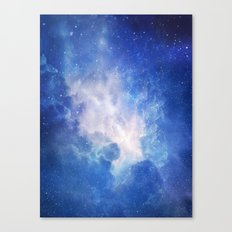 The Universe Calling Canvas Print