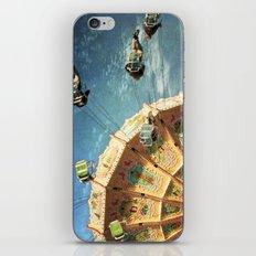 perfect spin iPhone & iPod Skin