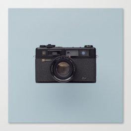 yashica electro 35 - vintage camera  Canvas Print