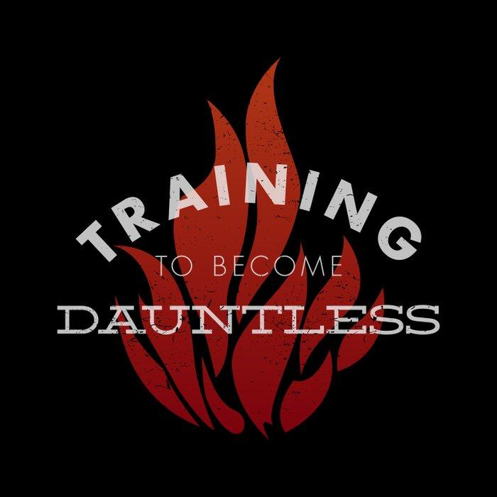 Training: Dauntless Duvet Cover