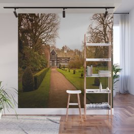 Country Home Goals Wall Mural