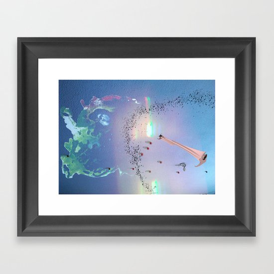 Bligidl Framed Art Print