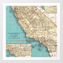 So Cal Surf Map by catherineholcombe