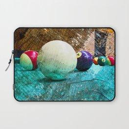 Modern snooker and Billiards art Laptop Sleeve