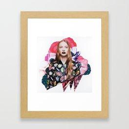 BLOOM 34 Framed Art Print