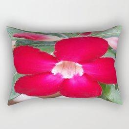 PERFECT RED Rectangular Pillow