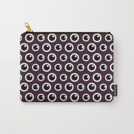Eye Spy (Patterns Please) Carry-All Pouch
