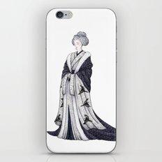 Yuki Onna iPhone & iPod Skin