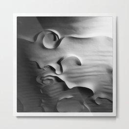 POEM OF A CEILING - NO.1 Metal Print
