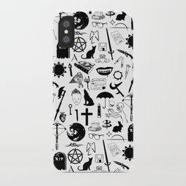 Buffy Symbology, Black iPhone Case