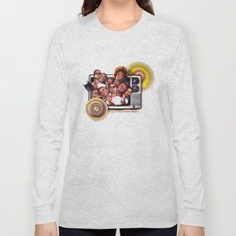 Cannon fodder | Collage Long Sleeve T-shirt