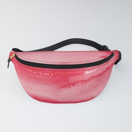 15   190623   Colour Study Watercolor Painting Fanny Pack
