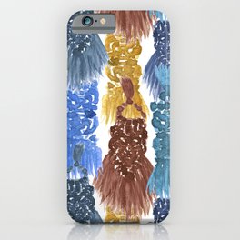 Macrame Tapestry Weavings iPhone Case