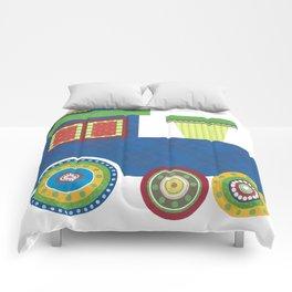 Kids Train Engine Comforters