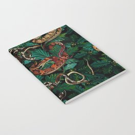 Dangers in the forest Notebook