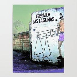 Las Lagunas-01 Poster
