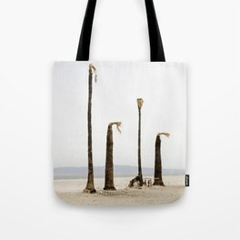 The Last Four Tote Bag