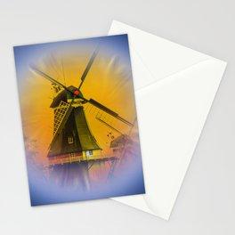 Sailing Romance - Windmills Stationery Cards
